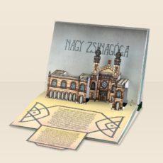 3D zsinagóga