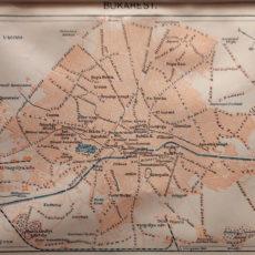 eredeti nyomat Bukarest