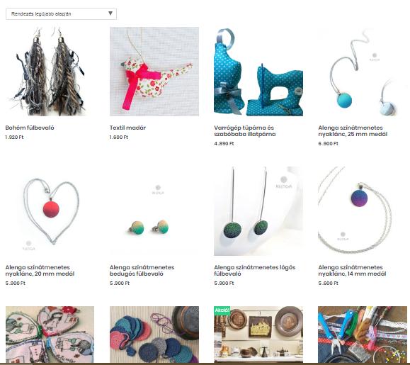 termékek a Ficak Budapest ajándék és retro webshopból