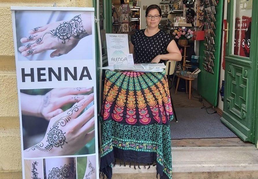 hennafestés a Ficakban