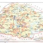 magyarország népsűrűsége nyomat