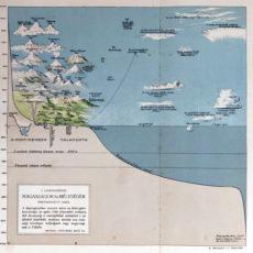 Magasságok és mélységek eredeti nyomat 1906