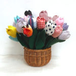 Upcy öko-tulipán kosár
