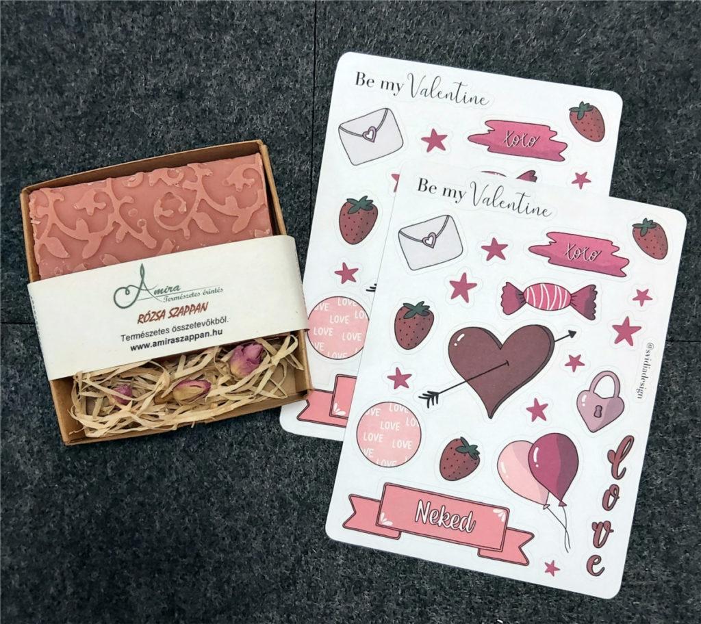 Minőségi idő kényeztetés Valentin-nap csomag 3