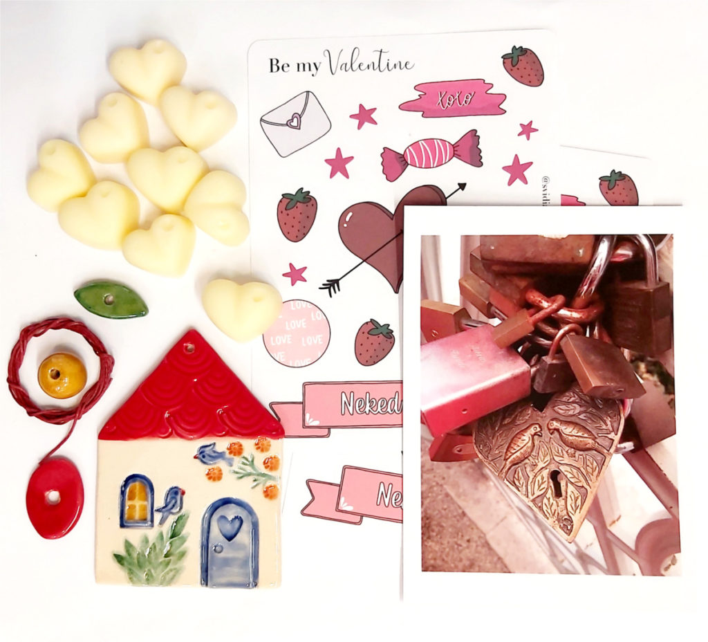 Valentin-nap csomagok