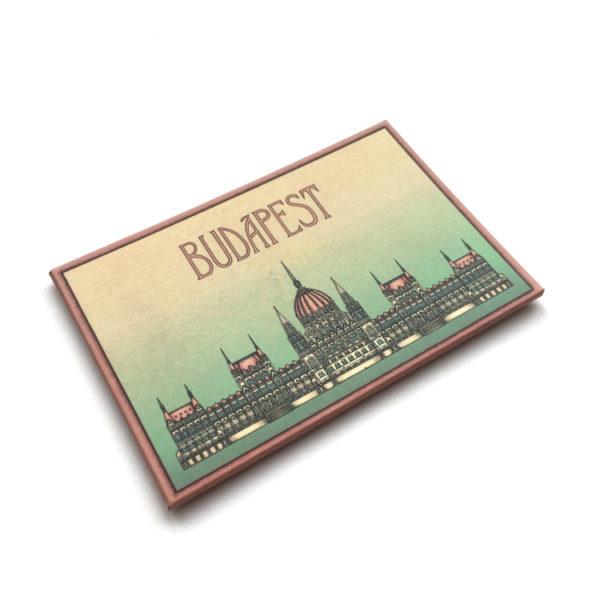 Budapest hűtőmágnes Parlament