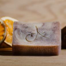 Narancsos-fahéj szappan a téli hangulat