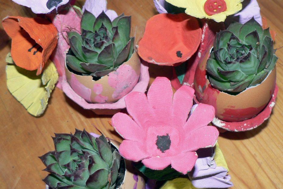 Kicsiknek is könnyen elkészíthető húsvéti dísz DIY