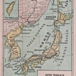 Japán eredeti régi nyomat