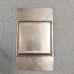 Dekoratív retro fém tálka 3