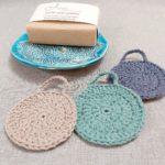 Mandala mintás szappantartó ajándékcsomag 3 ajándékcsomagok