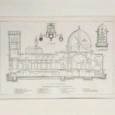 obszervatórium Potsdam eredeti régi nyomat