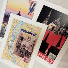 3 darabos print csomag Budapest 1