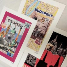 3 darabos print csomag Budapest 2