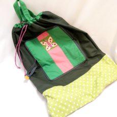 Pikk-pakk összehajtható hátizsák többféle