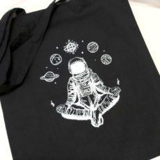 Űrhajós bolygó (astronaut mind) táska