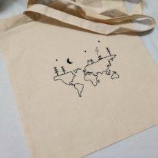 Kirándulás (world camp) táska
