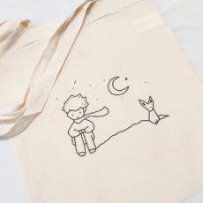 Kis herceg róka (little prince line) táska